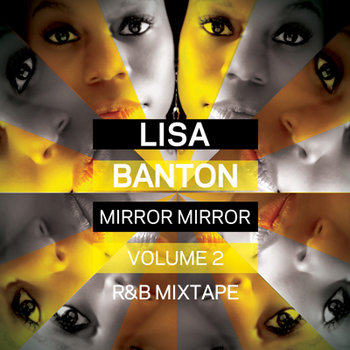 Mirror Mirror Vol.2 R&B Mixtape cover art
