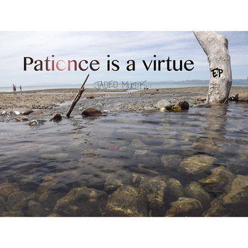 Patience is a virtue cover art
