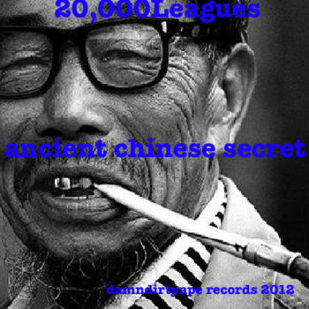 ancient chinese secret cover art