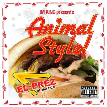 Animal Style! cover art