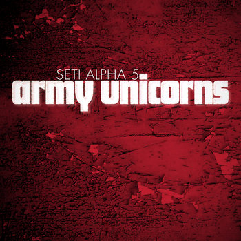 Army Unicorns cover art