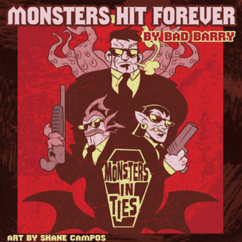 Monsters Hit Forever cover art