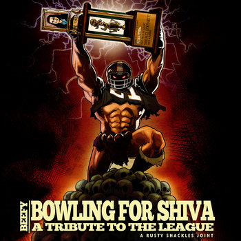 Bowling For Shiva: A Tribute To The League cover art