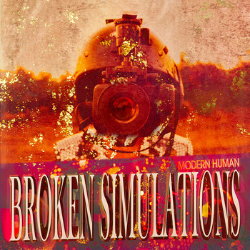 Broken Simulations cover art