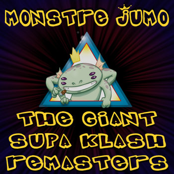 The Giant Supa Klash Remasters cover art