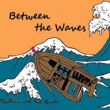 Between the Waves cover art