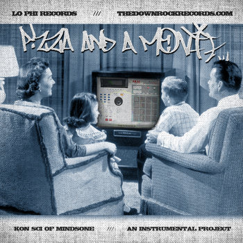 Pizza And A Movie (Free DL http://www.megaupload.com/?d=PTRKJG2H) cover art