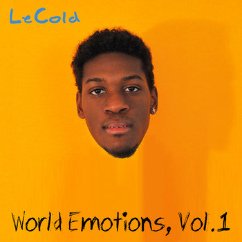 World Emotions, Vol. 1 cover art