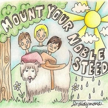 Mount Your Noble Steed cover art