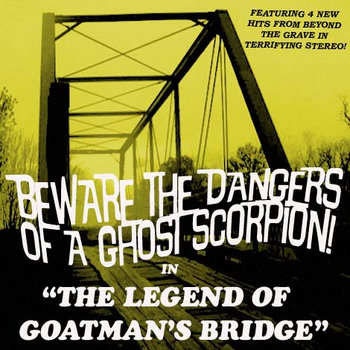The Legend Of Goatman's Bridge cover art