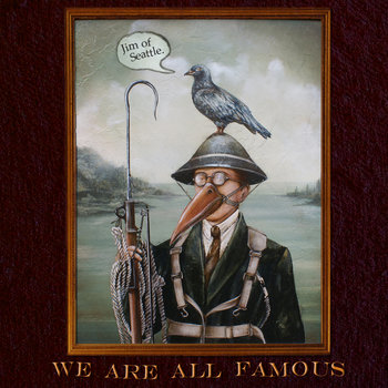 We Are All Famous cover art