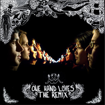 One Hand Loves The Remix cover art