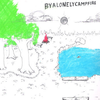 By a Lonely Campfire cover art