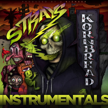 Strays [Instrumentals] cover art