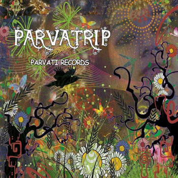 Parvatrip - V.A. (Parvati Records) cover art