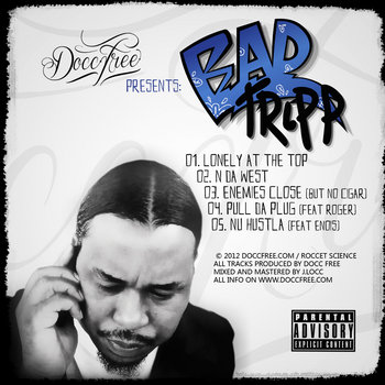 Docc Free Presents: Badtripp (EP) cover art