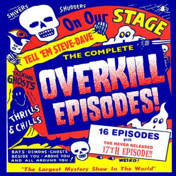 Tell 'Em Steve-Dave! Overkill - The Zune Years cover art