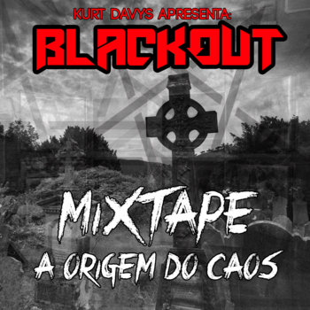 "Mixtape ""A Origem do Caos"" cover art"