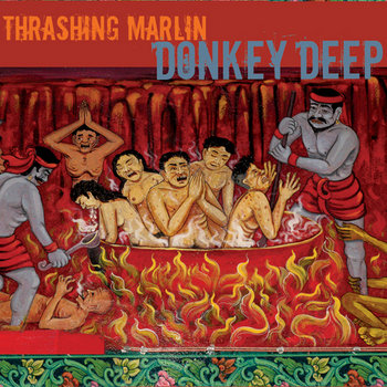 Donkey Deep cover art