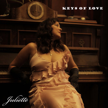 Keys of Love (sneak preview!) cover art