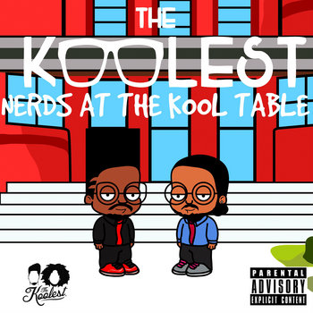 Nerds At The Kool Table cover art