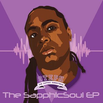 The SapphicSoul EP cover art