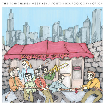 The Pinstripes Meet King Tony: Chicago Connection cover art