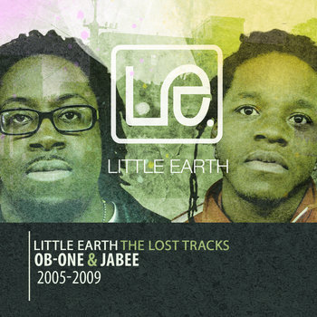 Little Earth Lost Tracks 2005-2009 (ALBUM) cover art