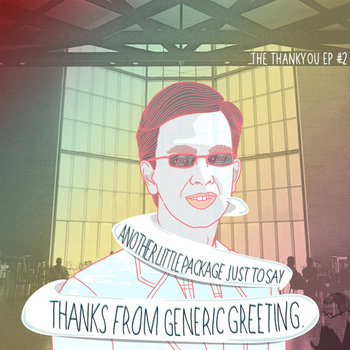 Thank You #2 - Generic Greeting Collective cover art