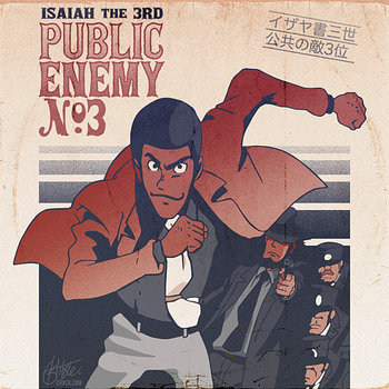Public Enemy #3 cover art