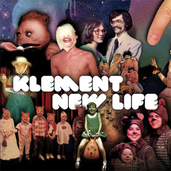 New life (vinyl LP) cover art
