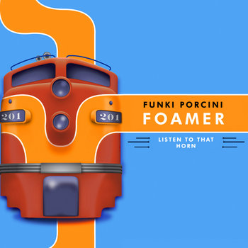 Foamer cover art