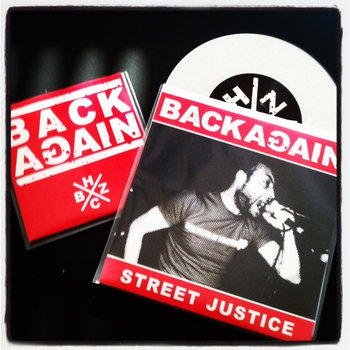 Street Justice - Demo cover art