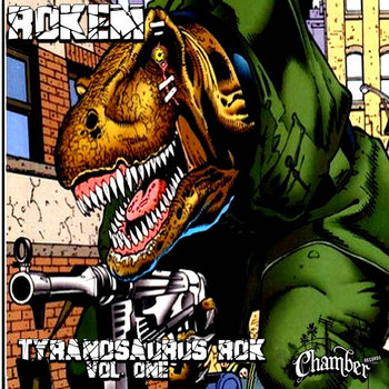 Rokem (Tyranosaurus Rok Vol.1) cover art