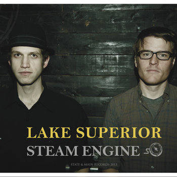 Steam Engine cover art