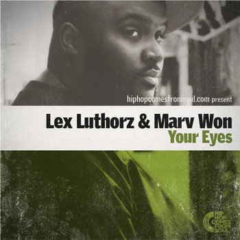 Your Eyes (feat. MarvWon) [Single] cover art