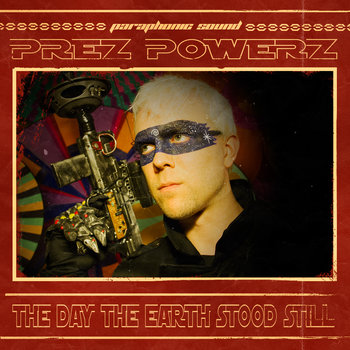 The Day The Earth Stood Still cover art