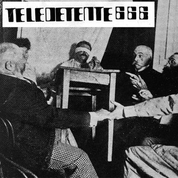 Teledetente 666 cover art