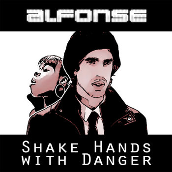 Shake Hands With Danger cover art