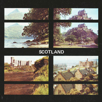 SCOTLAND cover art