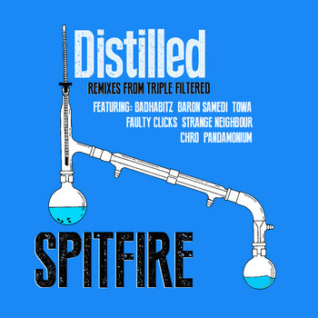 Distilled (remixes from Triple Filtered) cover art