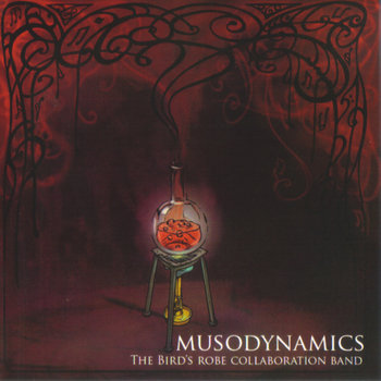 Musodynamics cover art