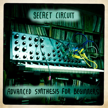 Advanced Synthesis For Beginners cover art