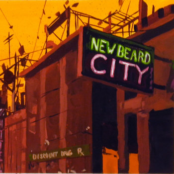 New Beard City cover art