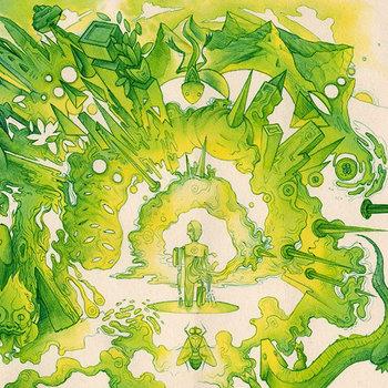 Ikiryo cover art
