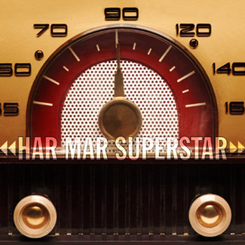 Har Mar Superstar cover art
