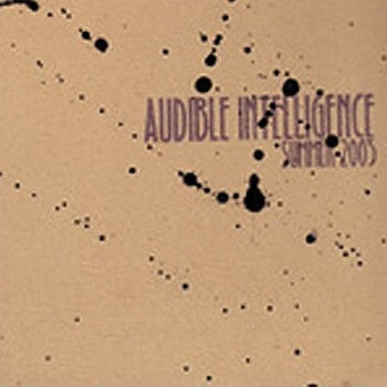 Audible Intelligence: Summer 2005 cover art