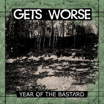 Year of the Bastard cover art