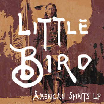 American Spirits LP cover art