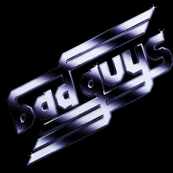 BAD GUYS cover art